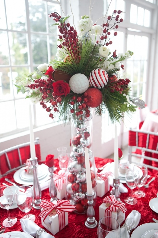 holiday centerpiece ideas