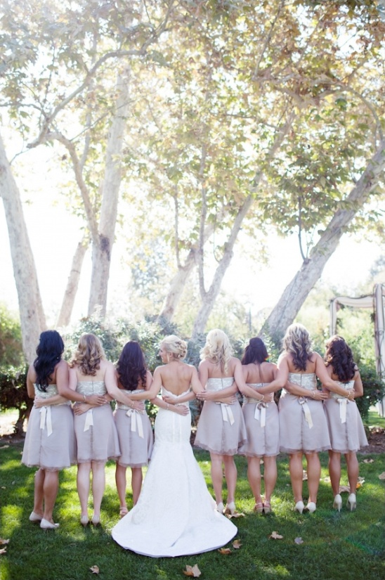 Elegant southern california wedding for Simple southern wedding dresses