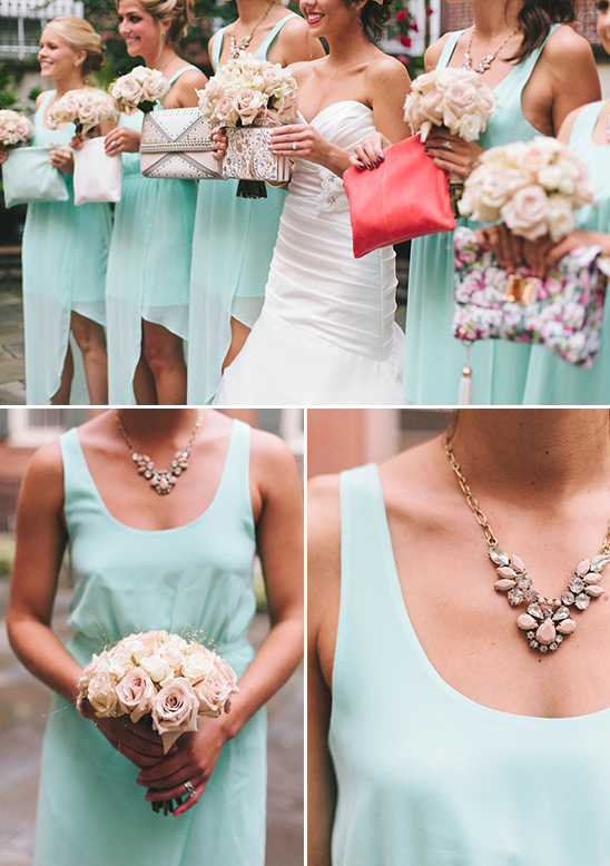 bridesmaid details