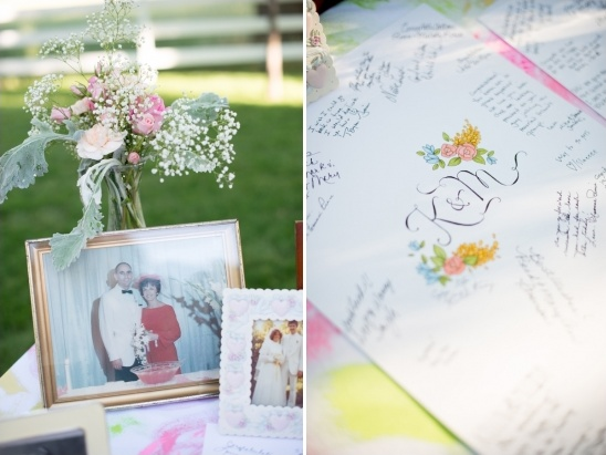 guest book table decoration ideas