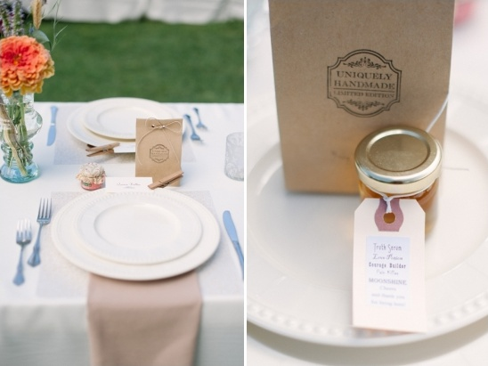 jam wedding favors from colorado mountain jams & jellies