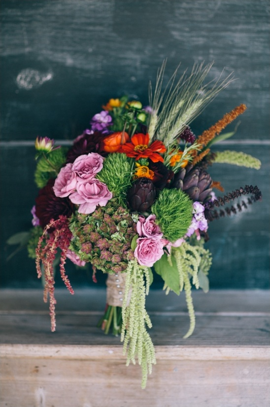 fall wedding bouquet ideas