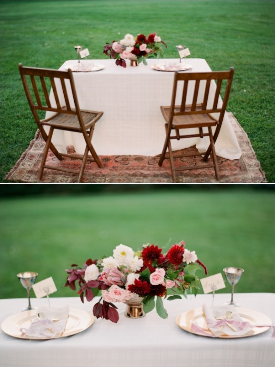 lavish table decor ideas