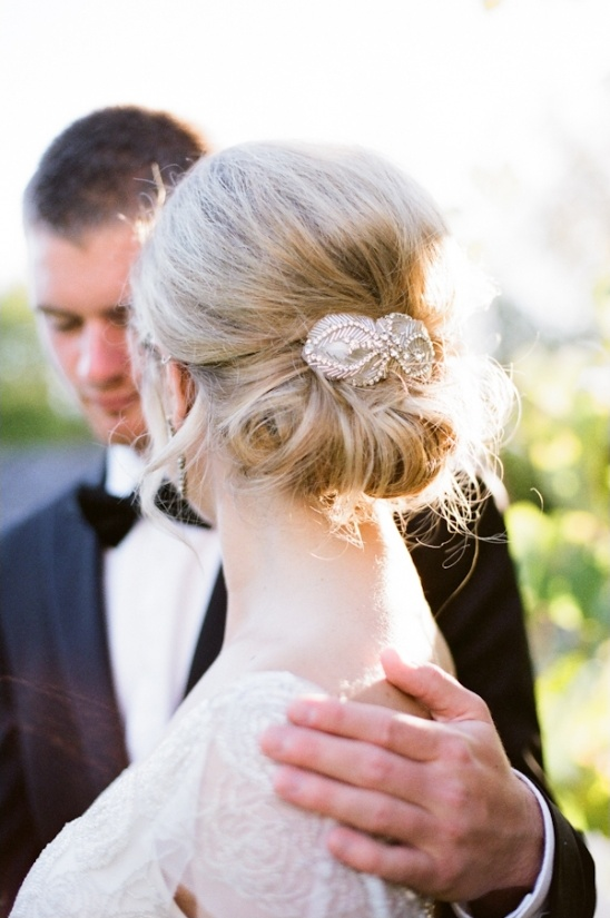 elegant wedding hair ideas