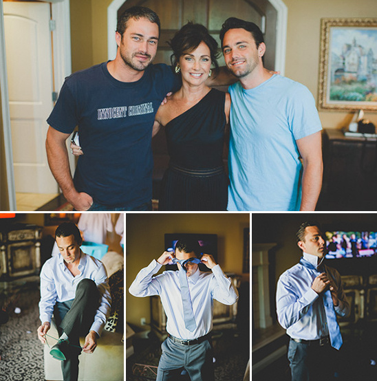 Taylor Kinney As Best Man