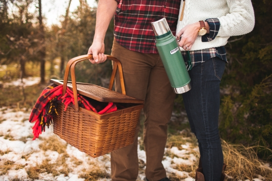 A Rustic Engagement