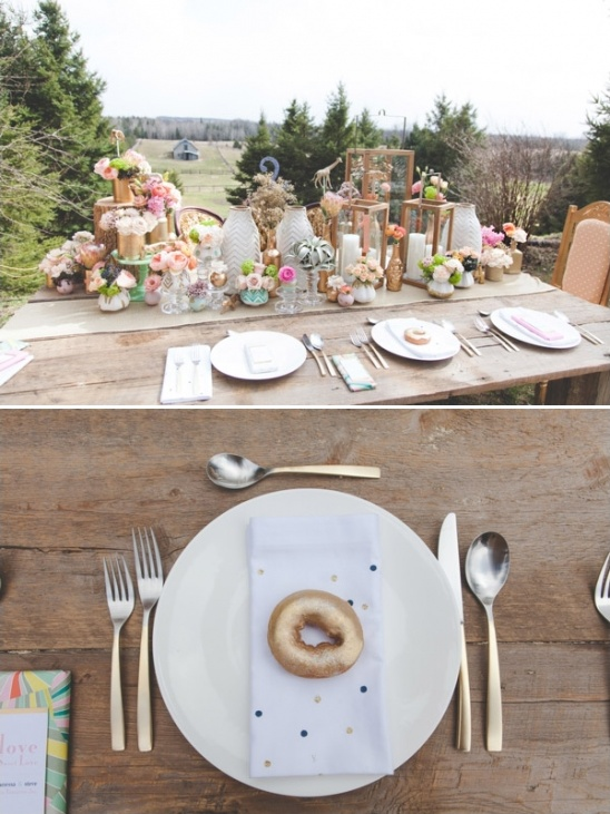 eclectic table decor ideas