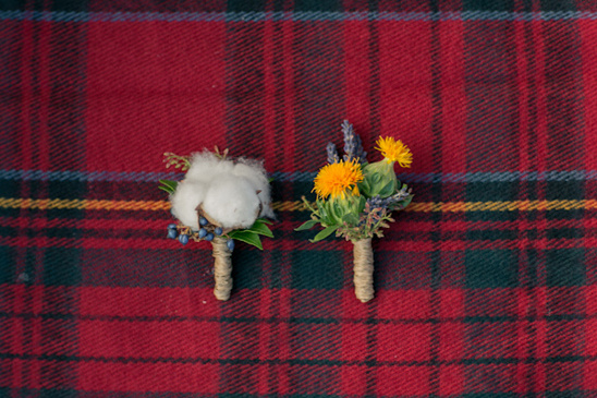 fall boutonniere ideas