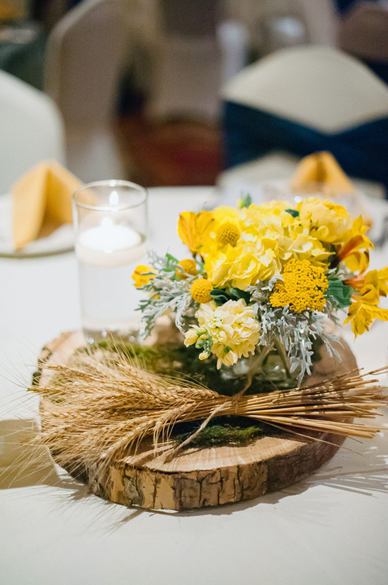 rustic table centerpiece ideas
