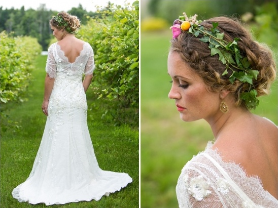 boho chic wedding hair ideas