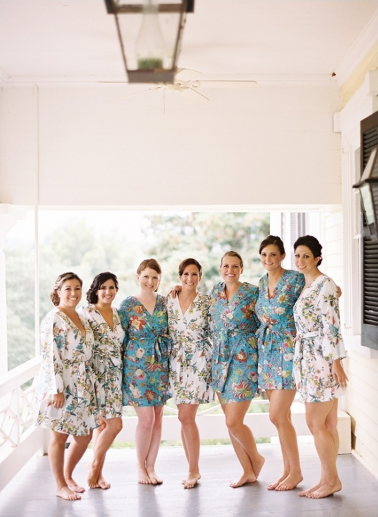plum pretty sugar bridesmaid robes