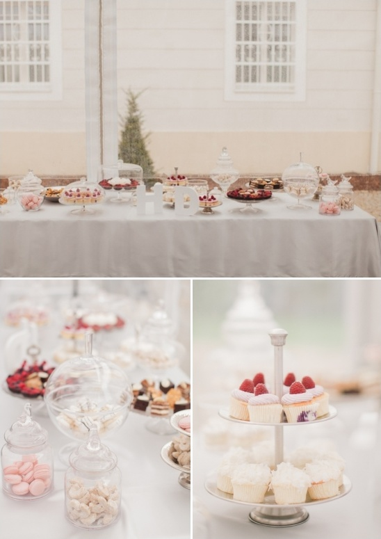 white and red dessert table ideas