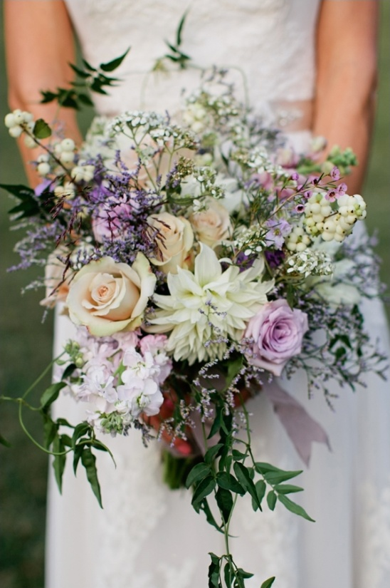bridal bouquet by cedarwood weddings