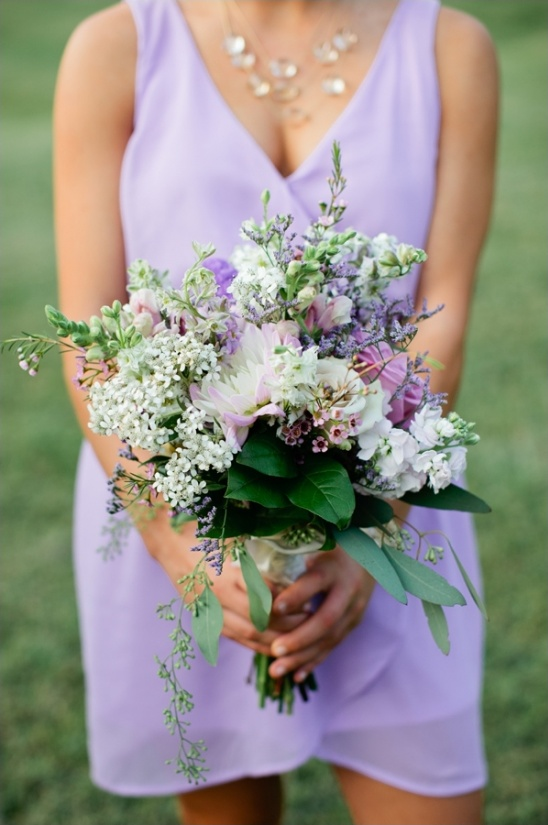 bridesmaid bouquet by cedarwood weddings