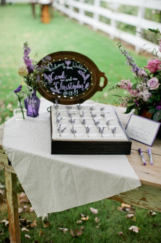 reception welcome table and guestbook