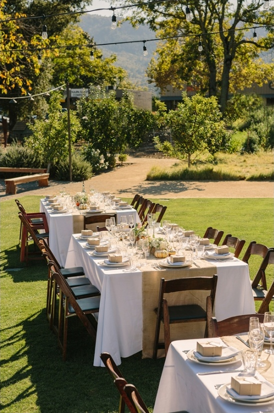 Napa Valley wedding ideas
