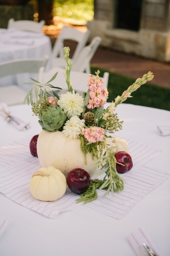 squash centerpiece ideas