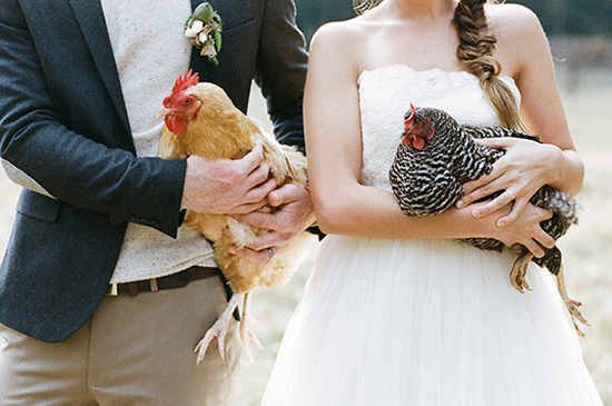 Farm Fun Wedding
