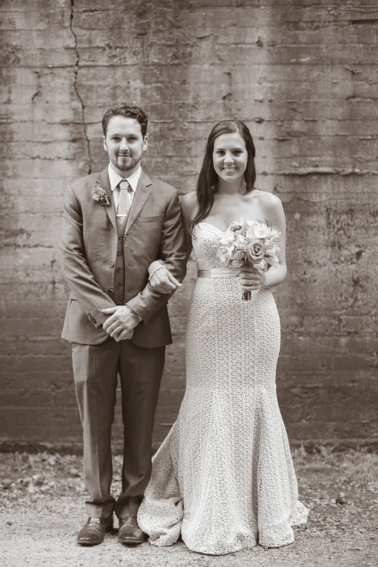 Sloss Furnace Wedding