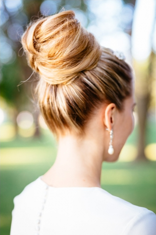 updo wedding hair ideas