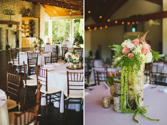 Lace and Burlap Wedding at the White Oaks Ranch