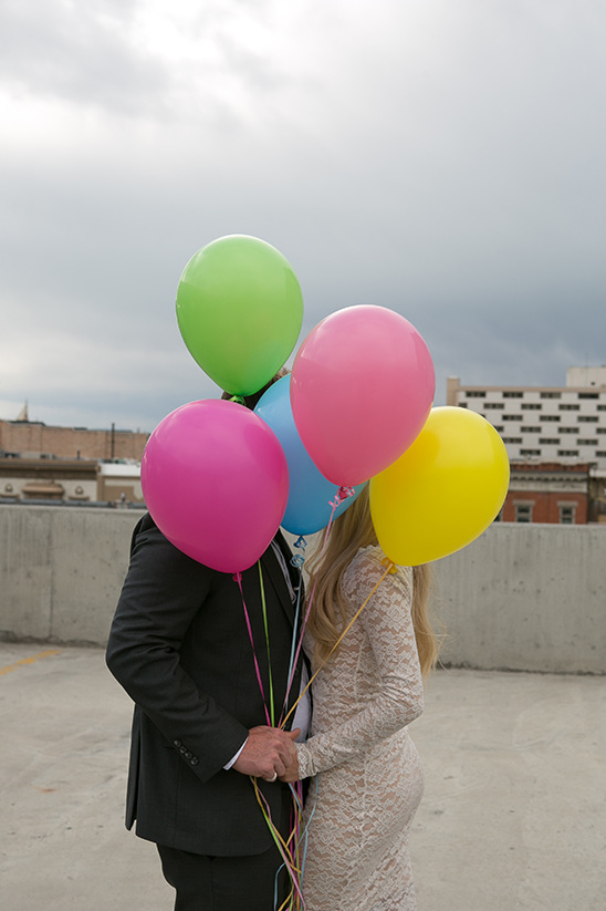 balloon engagement ideas