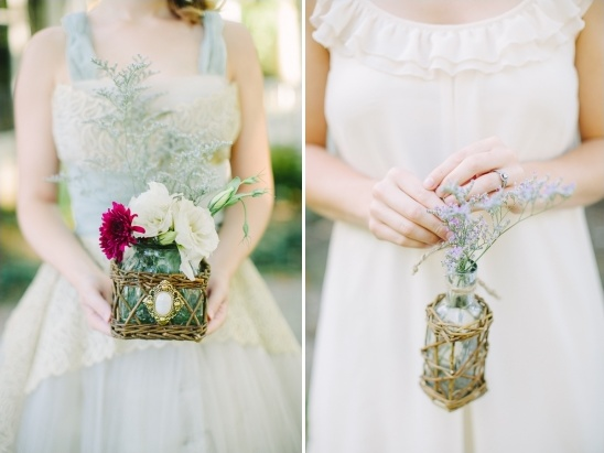 nontraditional bouquets