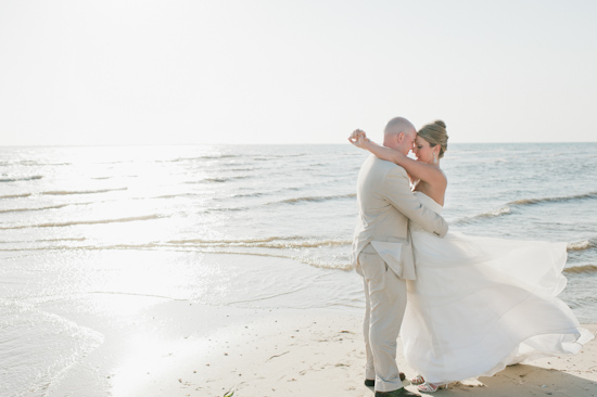 Florida Beach Wedding by The Studio B Photography