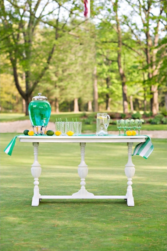 wizard of oz drink station ideas