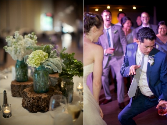 Eco-Chic Wedding In Upstate New York