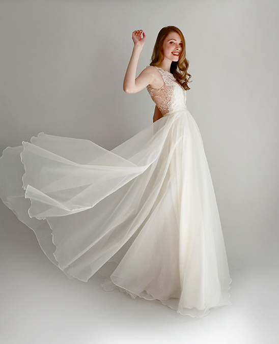 leanne marshall bridal collection danielle gown