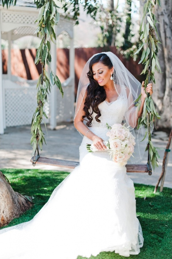 elegant, romantic bridal looks