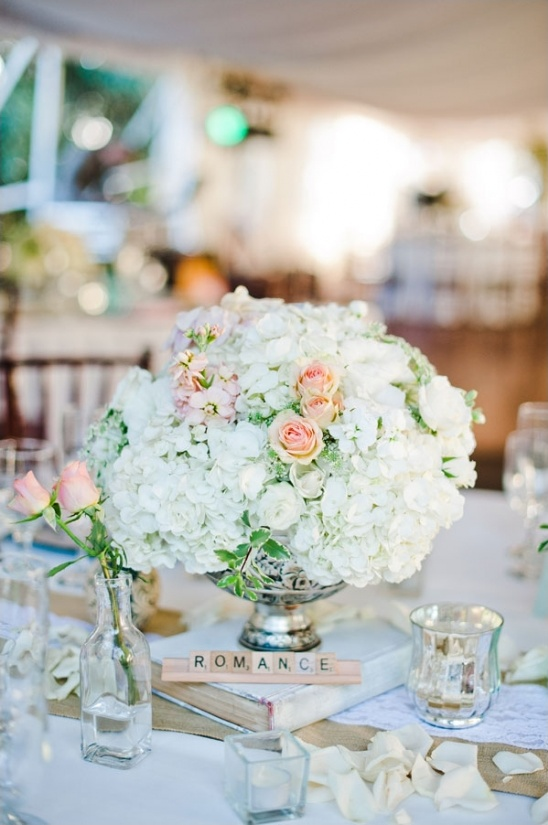elegant wedding centerpiece ideas
