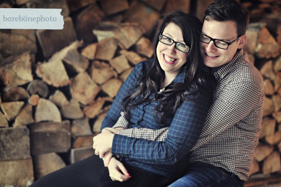 Ashley+Teddy Engaged ~ Guelph Engagement Session