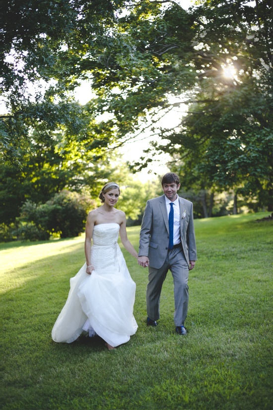 Elegant Iowa Wedding at Cornell College
