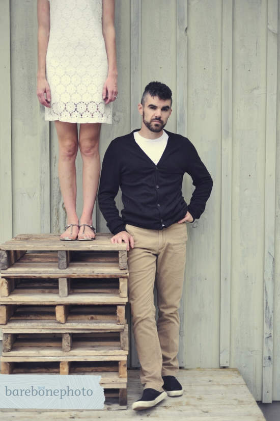 Barbie+Nick ~ Guelph Engagement Session.