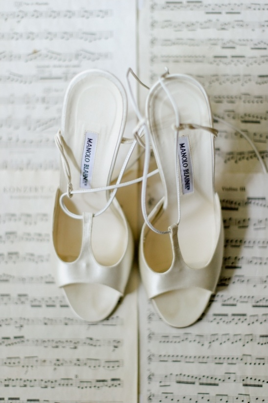 white manolo blahnik wedding shoes