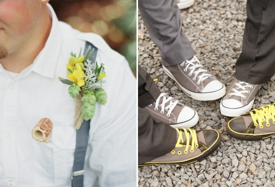 corn cob pipes and converse shoes