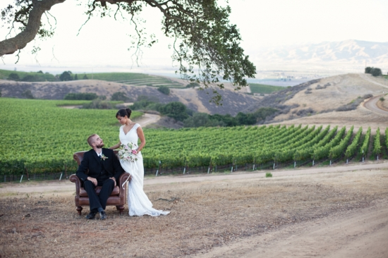 Sam & Christina | Styled Wedding Shoot | Paraiso Vineyard