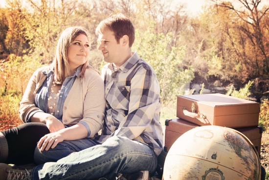 Kelsey & Andy: Engagement Photo Ideas