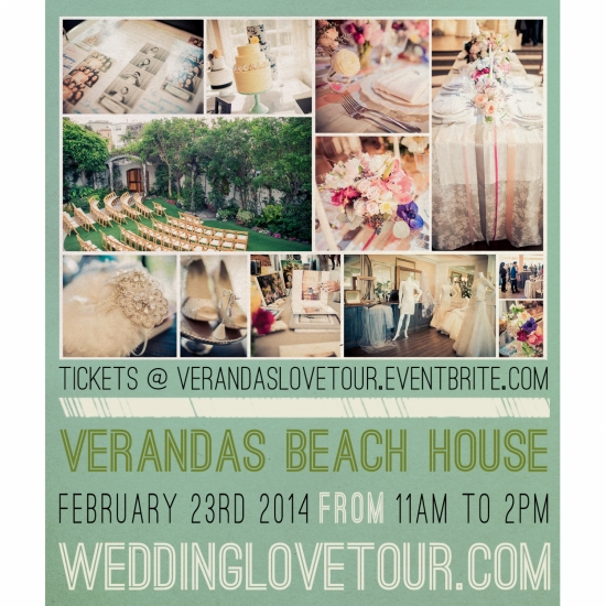 Verandas Beach House Love Tour Ticket Discount
