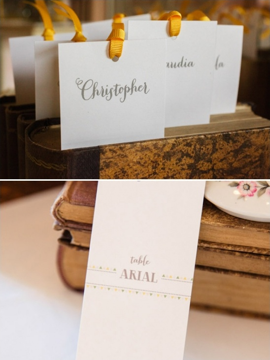 font table names