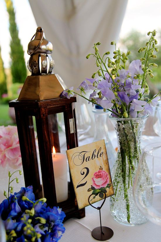 DESTINATION WEDDING - TUSCANY COUNTRY CHIC