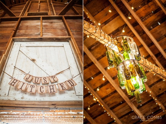 Colorado Country Inspired Wedding
