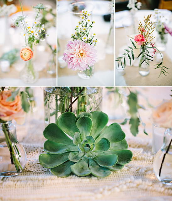 simple and elegant flower arrangements