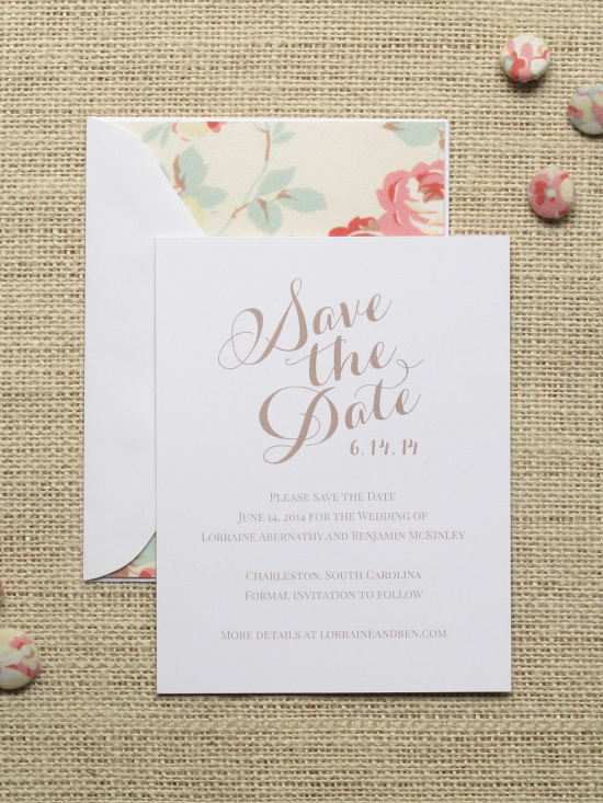 Etsy Giveaway from Blue Magpie Invitations