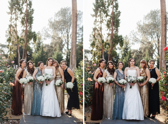 1920's Inspired Sacramento Wedding at the Antique Maison Privee