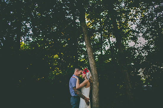 Drew + Kat // Vintage Love in Chicago, IL