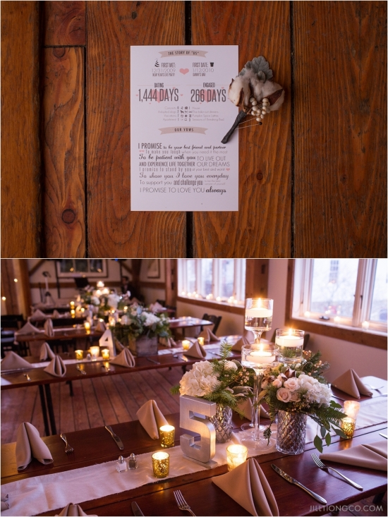 Byron Colby Barn Wedding
