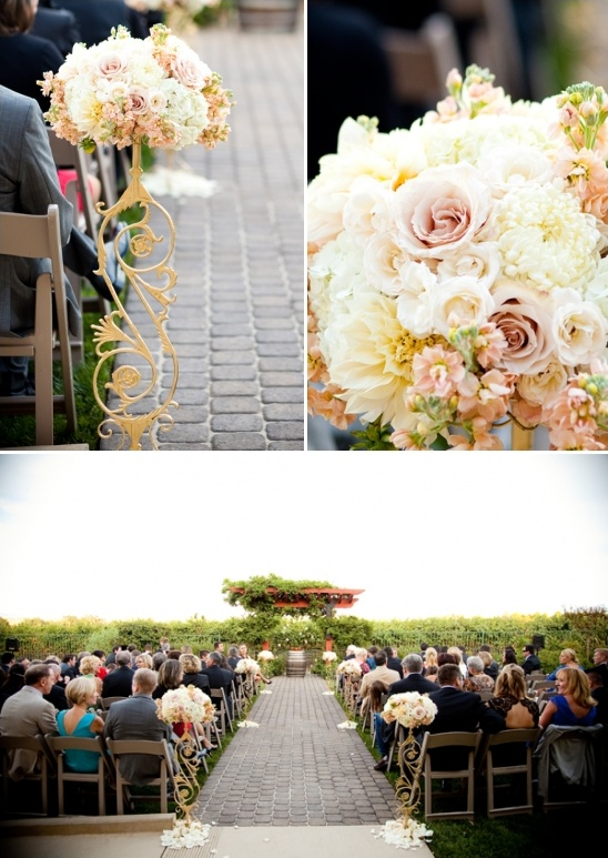 elegant aisle decor ideas